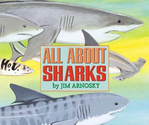 9780590481663: All About Sharks