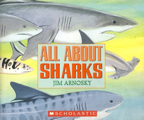 9780590481670: All About Sharks