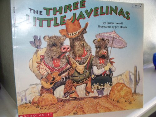 9780590481700: The Three Little Javelinas