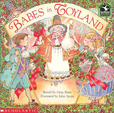 9780590481830: Babes in Toyland (Read With Me)