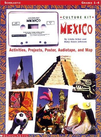 9780590482141: Culture Kit: Mexico (Grades 1-4)