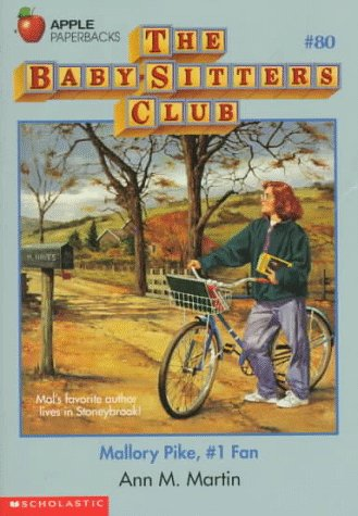 9780590482240: Mallory Pike, Number One Fan (Baby-Sitters Club #80)
