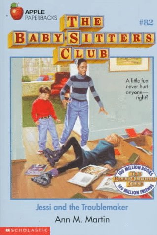 Jessi and the Troublemaker (Baby-Sitters Club) (0590482262) by Ann M. Martin