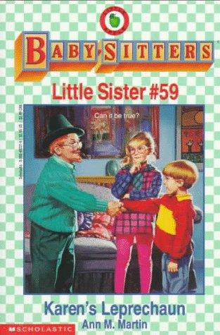 Karen's Leprechaun (Baby-Sitters Little Sister, No. 59): Martin, Ann Matthews