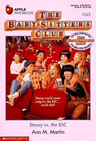 9780590482356: Stacey vs. the BSC (Baby-Sitters Club, 83)