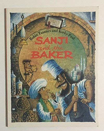 9780590482721: Sanji and the Baker [Paperback]