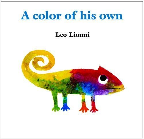 9780590482738: A Color of His Own
