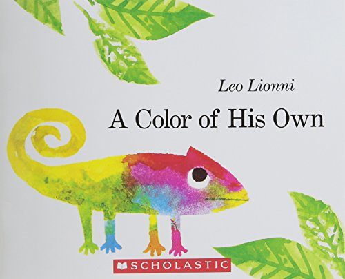 9780590482790: A Color of His Own