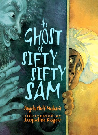 9780590482905: The Ghost of Sifty-Sifty Sam