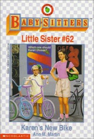 9780590483070: Karen's New Bike (Baby-Sitter's Little Sister #62)