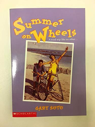 9780590483360: Summer on Wheels