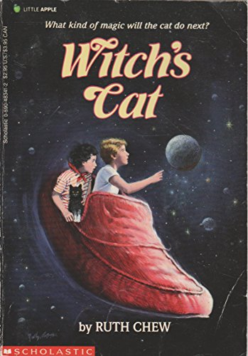 Witch's Cat: Chew, Ruth