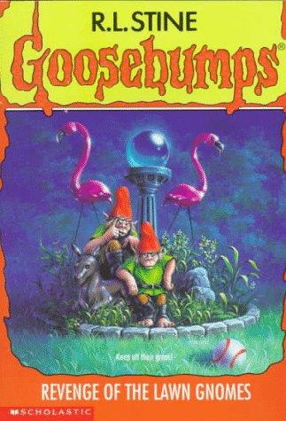 9780590483469: Revenge of the Lawn Gnomes
