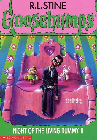 9780590483490: Night of the Living Dummy II (Goosebumps, No 31)