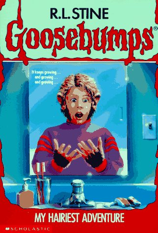 9780590483506: My Hairiest Adventure (Goosebumps)