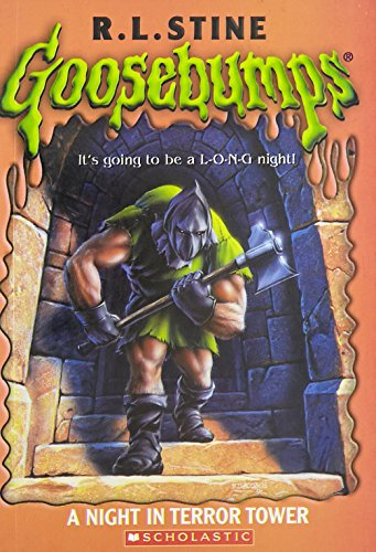 9780590483513: A Night in Terror Tower (Goosebumps # 27)