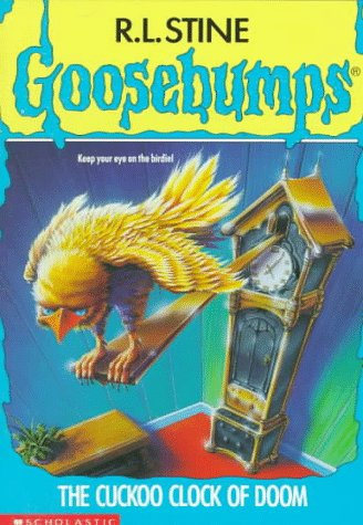 9780590483520: The Cuckoo Clock of Doom (Goosebumps #28)