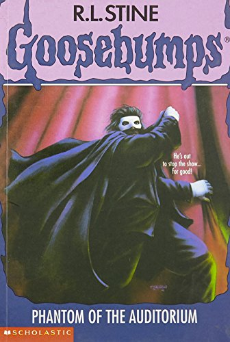 9780590483544: Phantom of the Auditorium (Goosebumps)