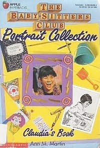 9780590484008: Claudia's Book (Baby-Sitters Club Portrait Collection)