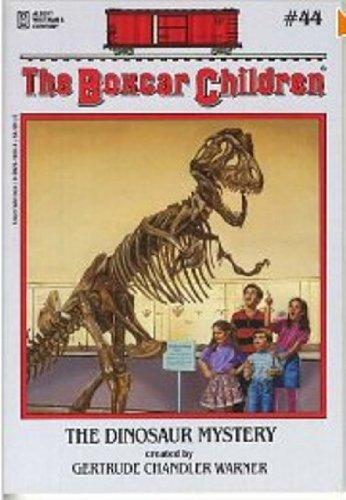 9780590484169: The Dinosaur Mystery