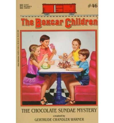 9780590484183: The Chocolate Sundae Mystery