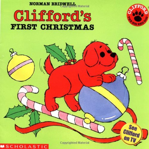 9780590484206: Clifford's First Christmas