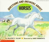 Questions and Answers About Horses: Selsam, Millicent Ellis