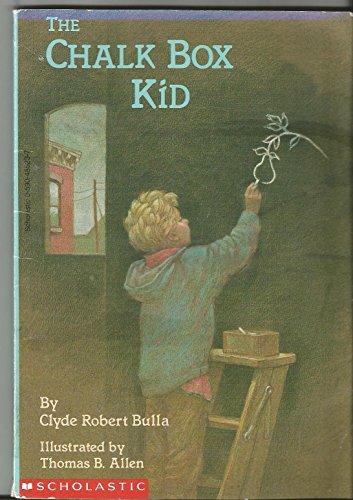 9780590485234: The Chalk Box Kid
