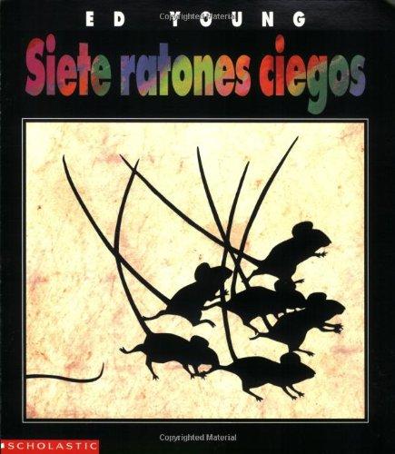 9780590485258: Sietera Ratones Ciegos = Seven Blind Mice (Spanish Edition)