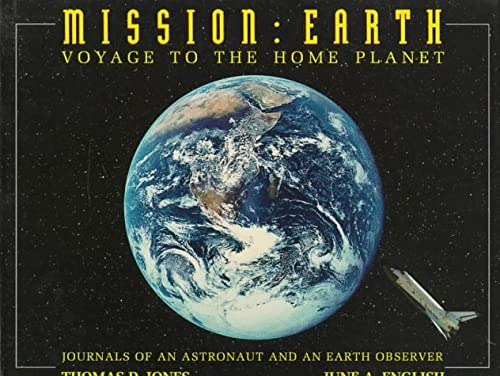 Mission, Earth: Voyage to the Home Planet: June English, Thomas