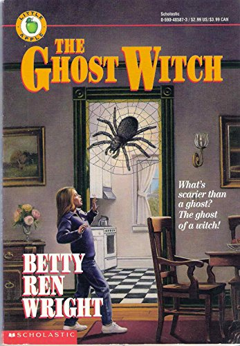 9780590485876: The Ghost Witch
