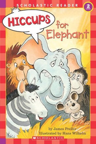 9780590485883: Hiccups For Elephant (level 2) (Hello Reader)