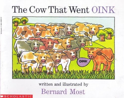 9780590486200: The Cow That Went Oink