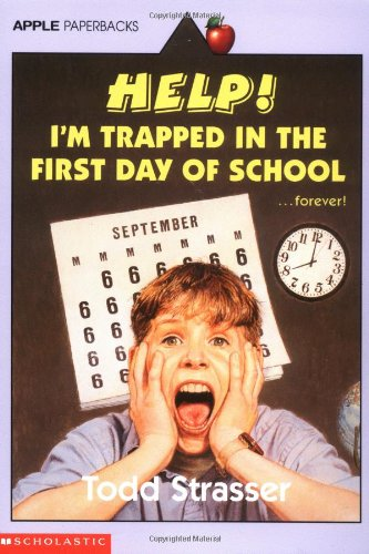 9780590486477: Help! I'm Trapped in the First Day of School