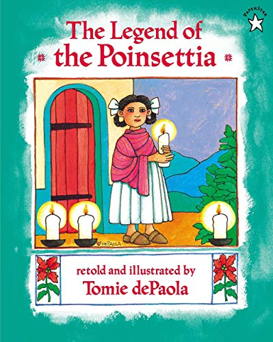 9780590486798: The legend of the poinsettia