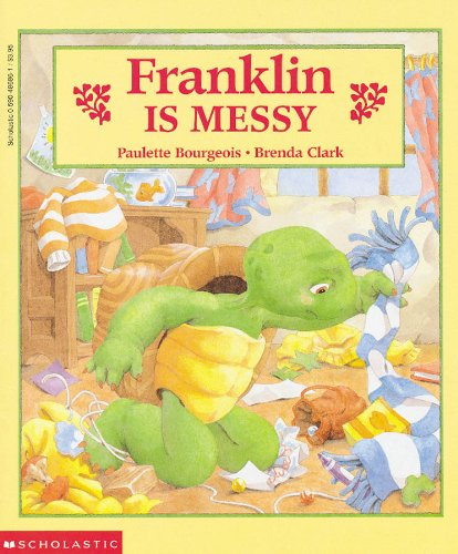 9780590486866: Franklin Is Messy