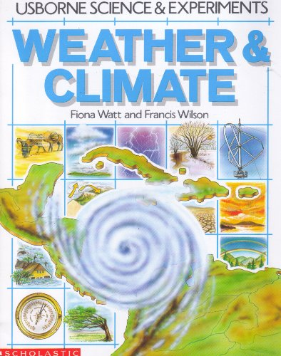 9780590487047: Weather and Climate