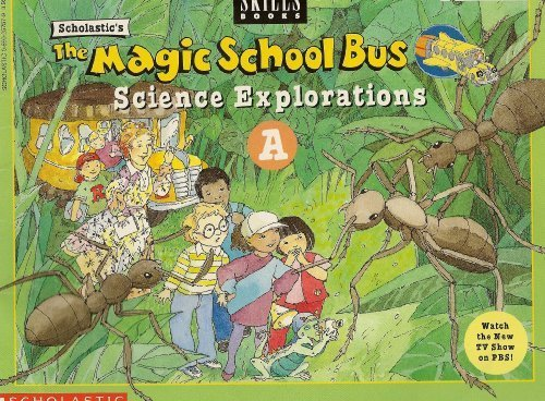 9780590487665: The Magic School Bus Science Explorations A (Scholastic Skills Books)