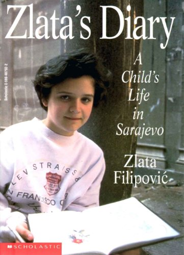 9780590487924: Zlata's Diary: A Child's Life in Sarajevo
