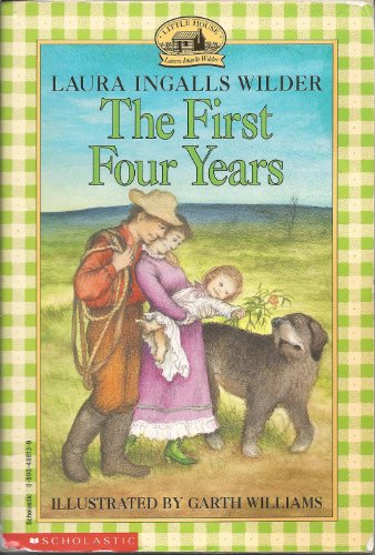9780590488136: The First Four Years (Little House) Edition: Reprint