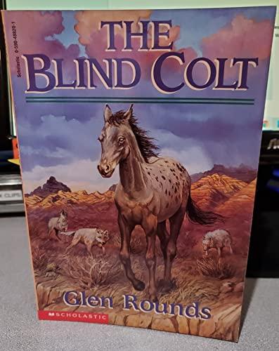9780590488204: The Blind Colt