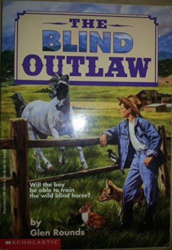 9780590488211: The Blind Outlaw