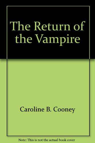 9780590488402: The Return of the Vampire