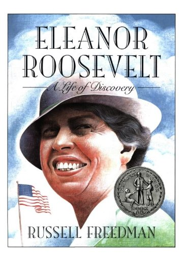 9780590489096: Eleanor Roosevelt a Life of Discovery