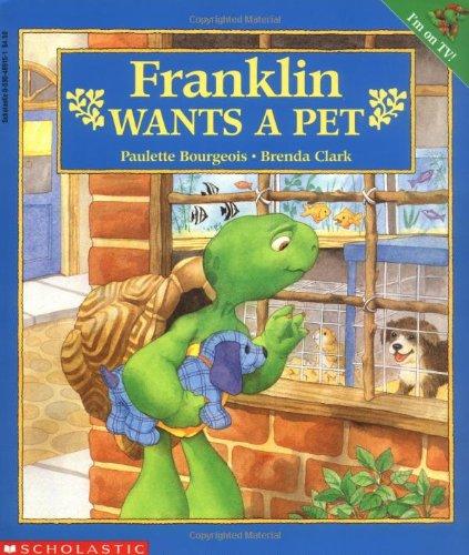 9780590489157: Franklin Wants A Pet