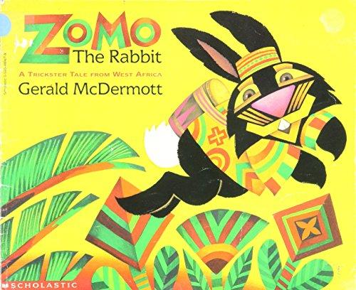 9780590489478: Zomo the rabbit (Core stories)