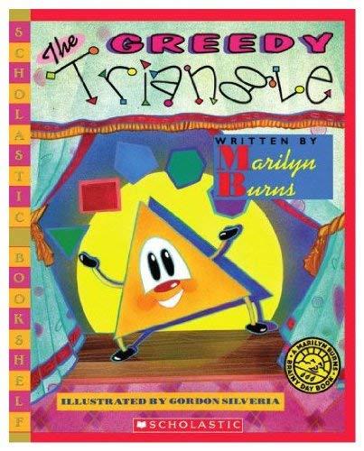 9780590489928: The Greedy Triangle