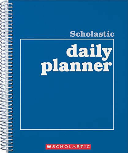 9780590490672: Scholastic Daily Planner