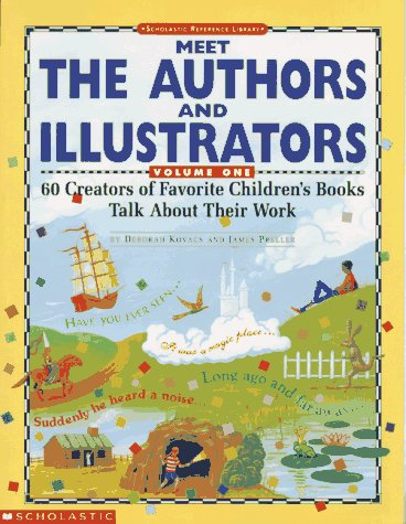 9780590490979: Meet the Authors and Illustrators:Volume 1 (Grades K-6)