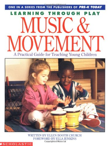 9780590492492: Music And Movement (Learning Through Play)